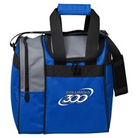 Columbia Team C300 Single Tote Blue/Black/Silver Bowling Bags