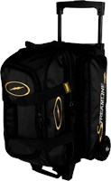 Storm Streamline 2 Ball Black Roller Bowling Bags