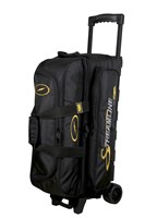 Storm Streamline 3 Ball Black Roller Bowling Bags