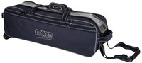 Storm 3 Ball Tournament Travel Roller/Tote Navy Bowling Bags