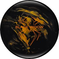 Hammer Black Widow Black/Gold Bowling Balls