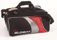 900Global 2-Ball Travel Tote Bowling Bags