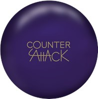 Radical Counter Attack Solid Bowling Balls