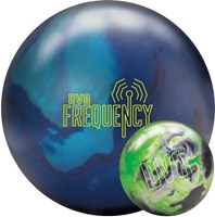 DV8 Frequency with Free Spare Ball Bowling Balls