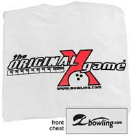 """The Original X Game"" T-Shirt White"