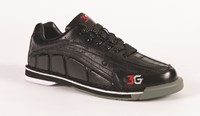 3G Mens Tour Ultra Black LH Bowling Shoes