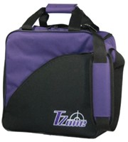 Brunswick Target Zone Single Purple/Black Bowling Bags