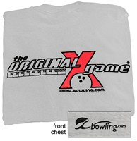 """The Original X Game"" T-Shirt Ash Grey"