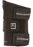 Brunswick Command Positioner Black Leather LH