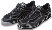3G Mens Sport Deluxe Black LH Bowling Shoes