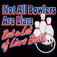 Not All Bowlers Are Liars Towel