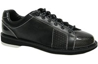 Elite Mens Triton Black Bowling Shoes