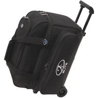 Elite Deuce 2 Ball Roller Black Bowling Bags