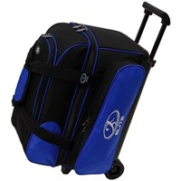 Elite Deuce 2 Ball Roller Blue/Black Bowling Bags