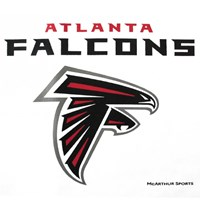 Master NFL Atlanta Falcons Towel