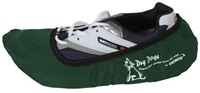 Ebonite Dry Dog Shoe Covers Green