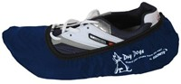 Ebonite Dry Dog Shoe Covers Navy