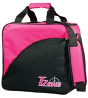 Brunswick Target Zone Single Hot Pink/Black Bowling Bags