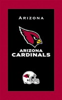 KR NFL Towel Arizona Cardinals
