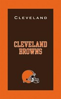 KR NFL Towel Cleveland Browns
