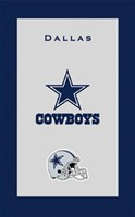 KR NFL Towel Dallas Cowboys