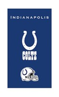 KR NFL Towel Indianapolis Colts