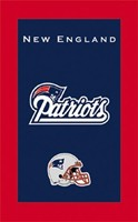 KR NFL Towel New England Patriots