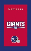 KR NFL Towel New York Giants