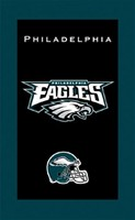 KR NFL Towel Philadelphia Eagles