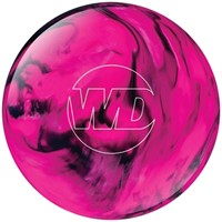 Columbia White Dot Pink/Black Bowling Balls
