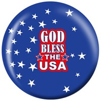 OnTheBallBowling God Bless The USA II Bowling Balls