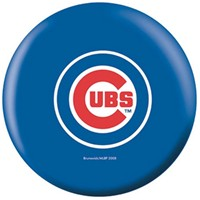 OnTheBallBowling MLB Chicago Cubs Bowling Balls