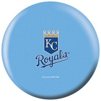 OnTheBallBowling MLB Kansas City Royals Bowling Balls