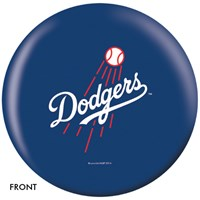 OnTheBallBowling MLB Los Angeles Dodgers Bowling Balls