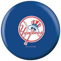 OnTheBallBowling MLB New York Yankees Bowling Balls