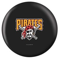 OnTheBallBowling MLB Pittsburgh Pirates Bowling Balls
