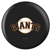OnTheBallBowling MLB San Francisco Giants Bowling Balls