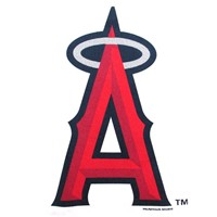 Master MLB California Angels Towel