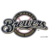 Master MLB Milwaukee Brewers