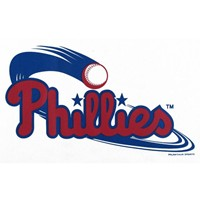 Master MLB Philadelphia Phillies Towel