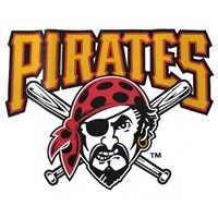 Master MLB Pittsburg Pirates Towel