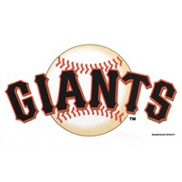 Master MLB San Francisco Giants Towel