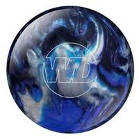 Columbia White Dot Blue/Black/Silver Bowling Balls