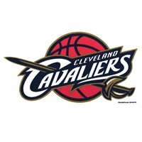 Master NBA Cleveland Cavaliers Towel