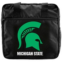 KR NCAA Single Tote Michigan State University Bowling Bags