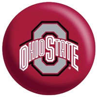 OnTheBallBowling Ohio State Buckeyes (Old) Bowling Balls