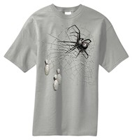 Exclusive bowling.com Spider T-Shirt