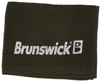 Brunswick Solid Cotton Towel Black