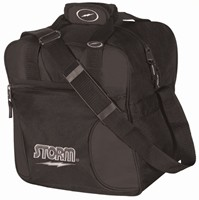 Storm Solo Single Tote Black Bowling Bags