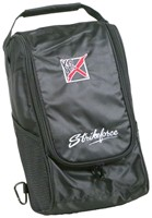 KR Shoe Bag Black Bowling Bags